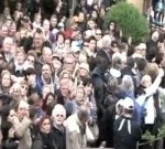 Apparition to Mirjana May 2, 2011