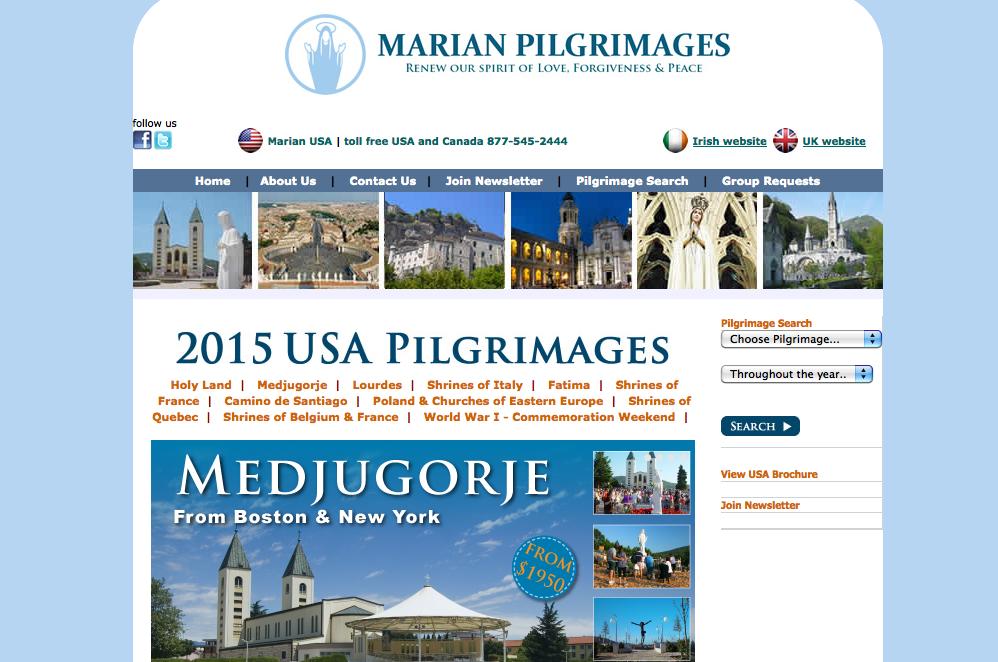 marianpilgrimages.com