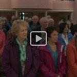 Holy Mass at Humac (Part 1)